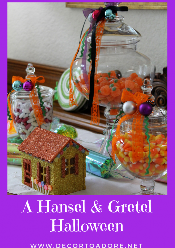 A Hansel and Gretel Halloween