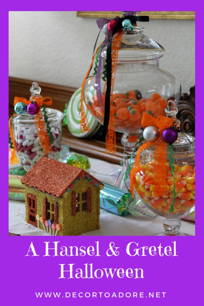 A Hansel and Gretel Halloween