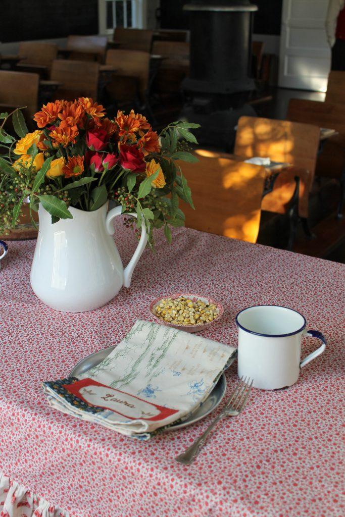 A Little House Thanksgiving Decor To Adore