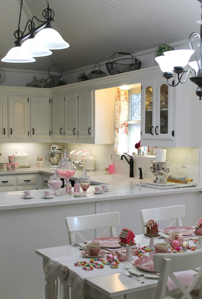 Decor To Adore Christmas Kitchen