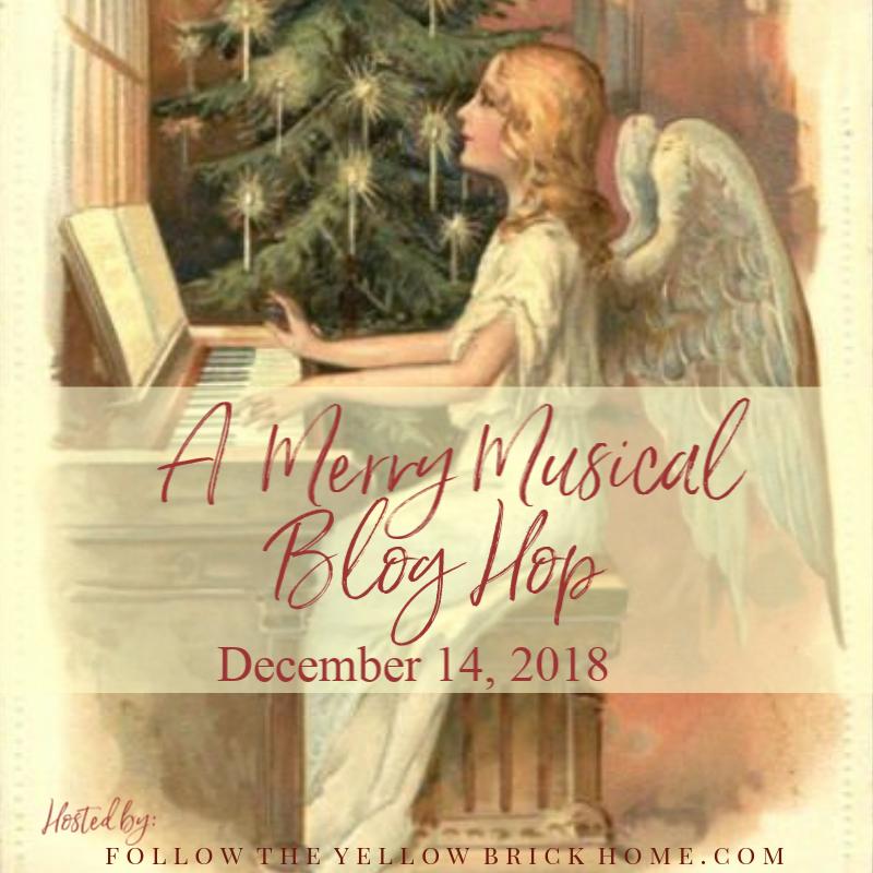 A Merry Musical Blog Hop