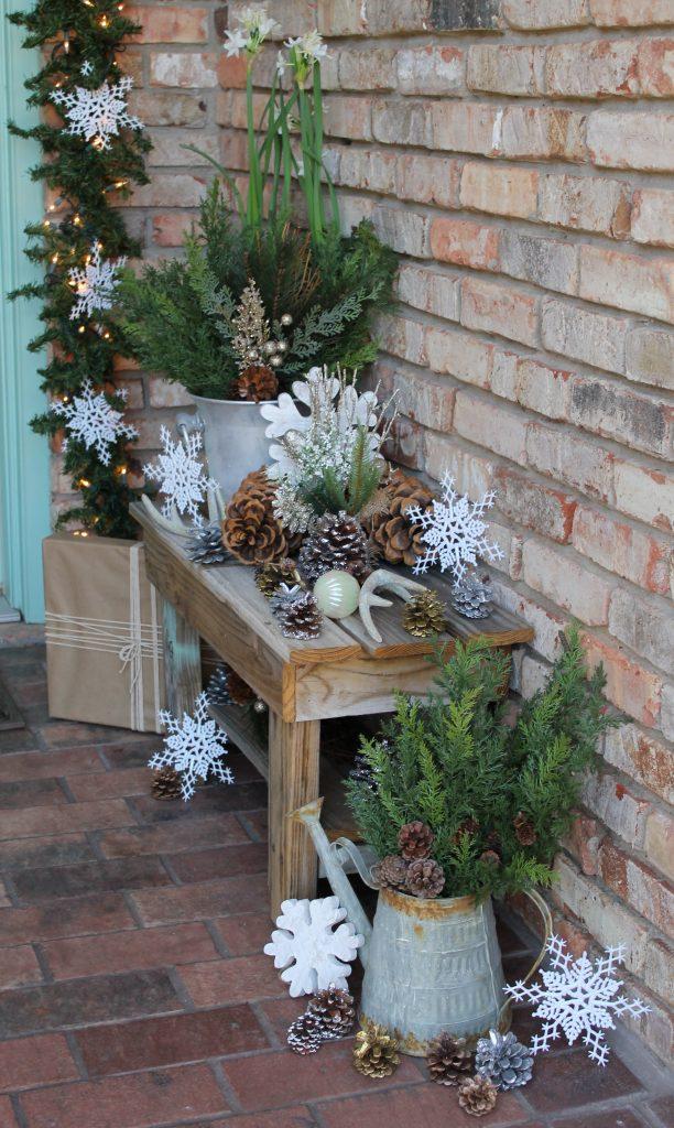 Decor To Adore Holiday Porch