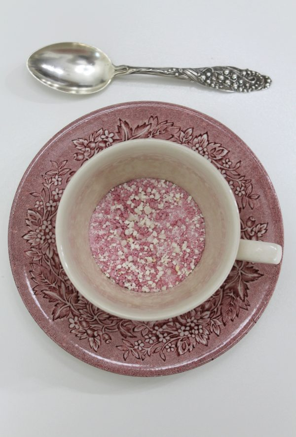 Pink Peppermint Cocoa
