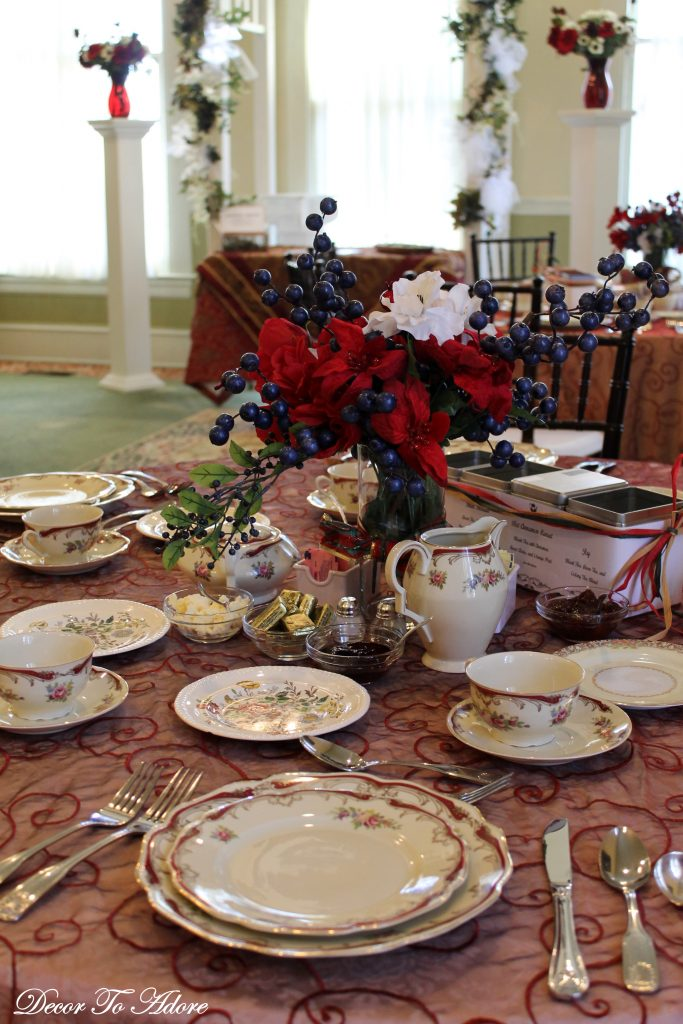 A Victorian Tea and Fashion Show Decor To Adore