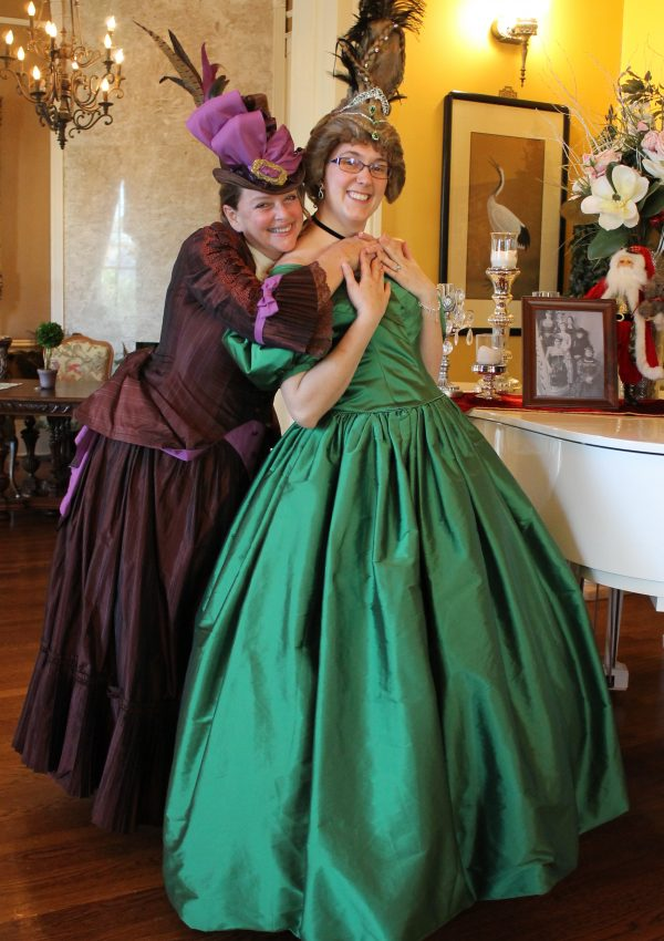 A Victorian Tea and Fashion Show