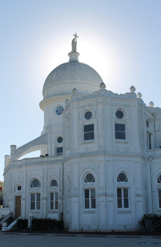 Sacred Heart Church Galveston Decor To Adore