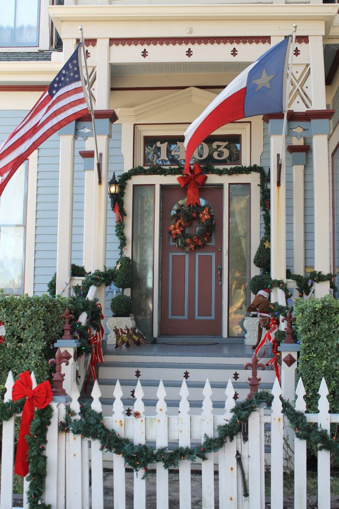 The Historic Holiday Homes of Galveston