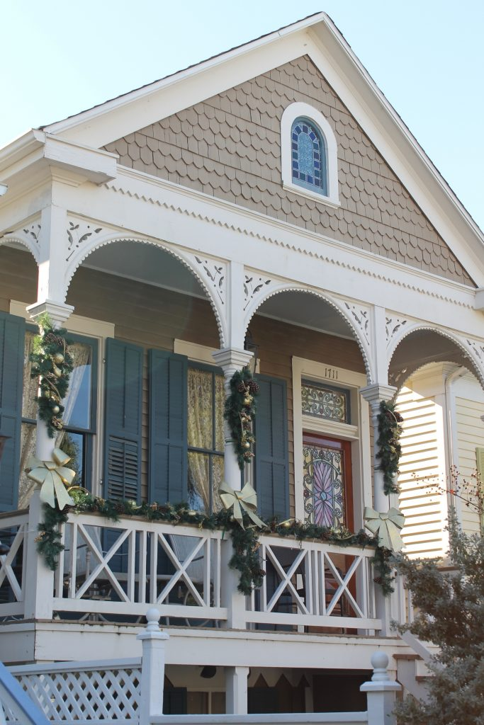 Sister cottages built by German architect and builder William Pautsch Galveston Decor To Adore
