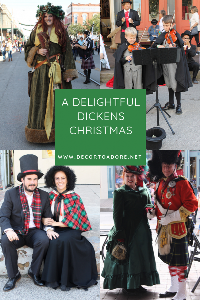 A Delightful Dickens Christmas