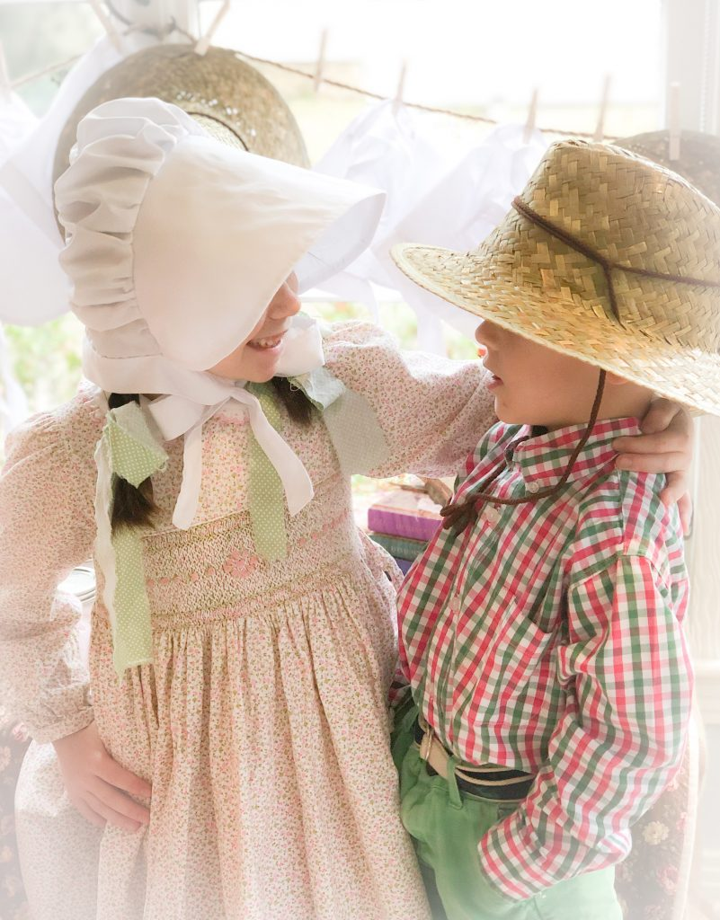 A Little House on the Prairie Birthday Party