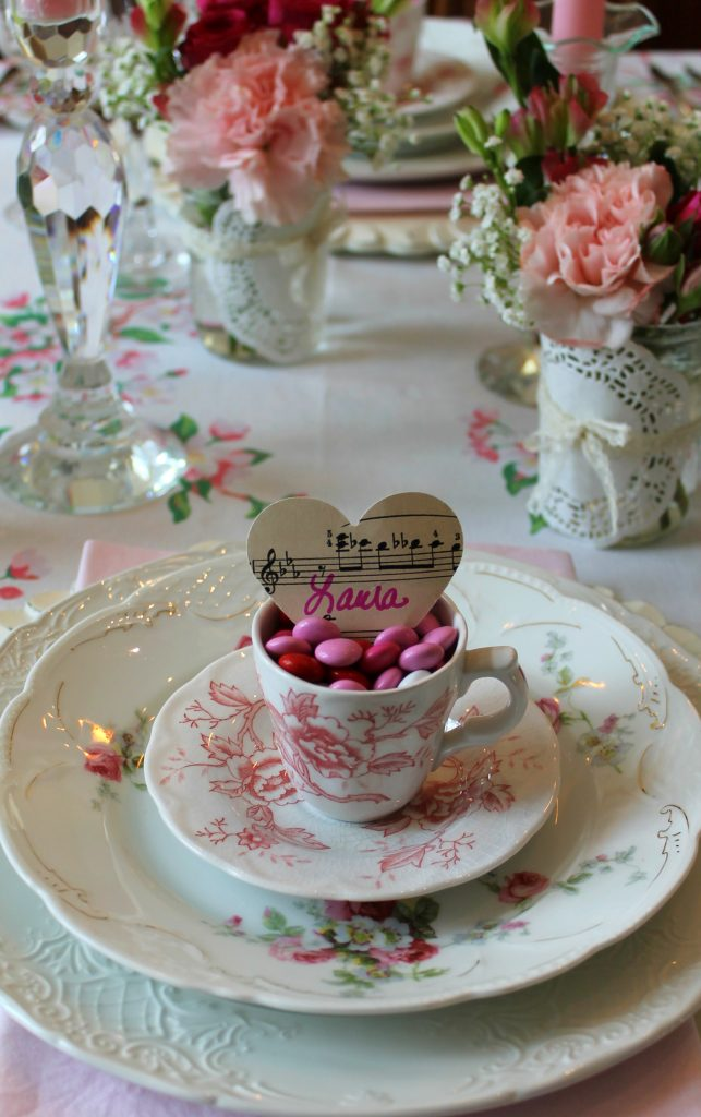 Galentine's Day Tea Decor To Adore