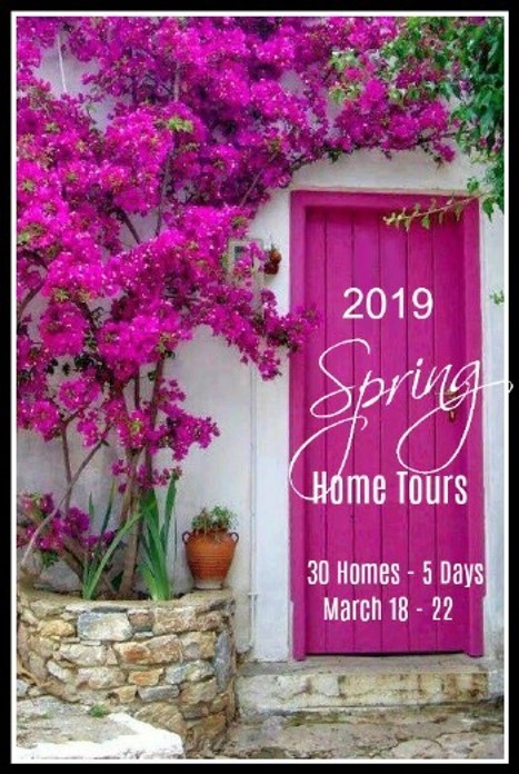 Storybook Cottage Spring Home Tour 2019