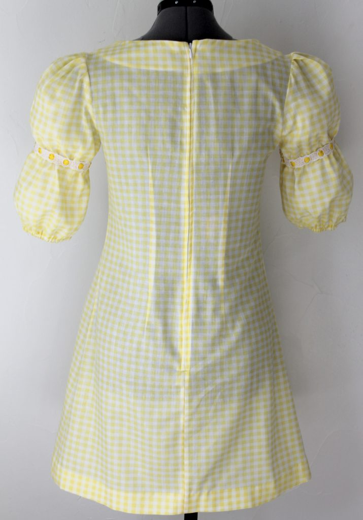 Dresses Decor To Adore yellow gingham