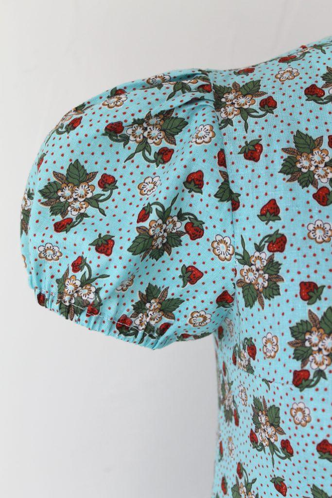 Strawberry dress Decor To Adore