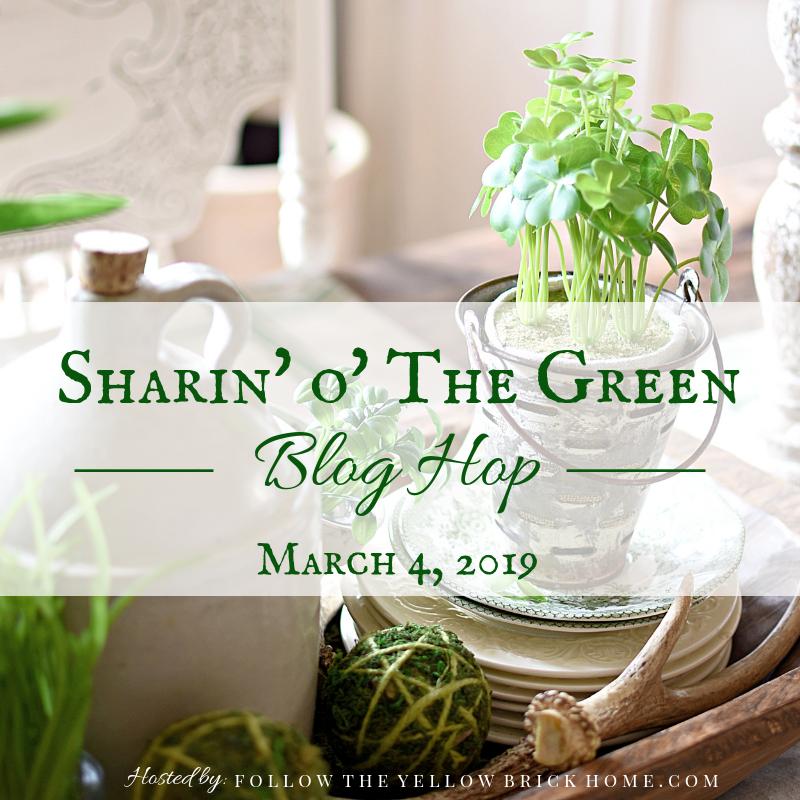 Sharin' o' The Green Blog Hop