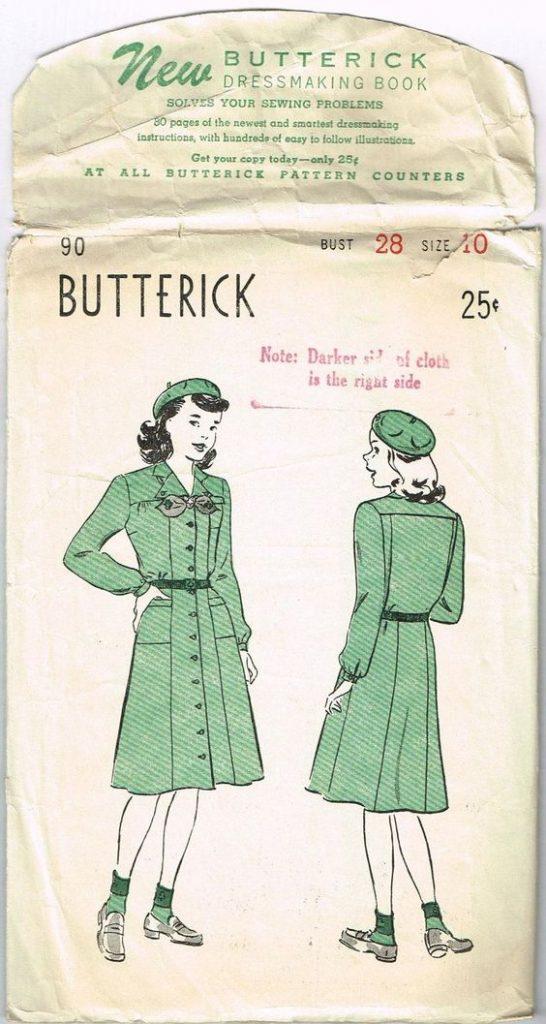 Girl Scout Pattern
