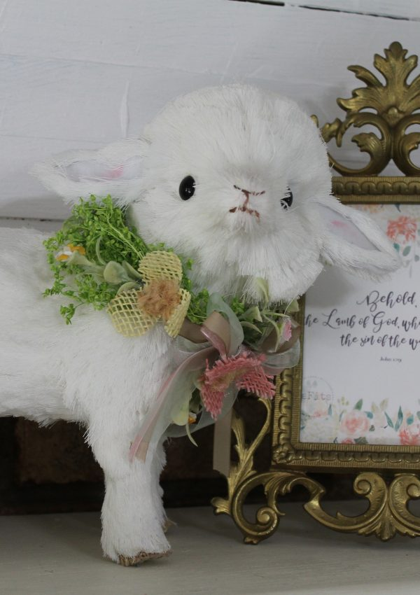 Worthy Is The Lamb Easter Craft