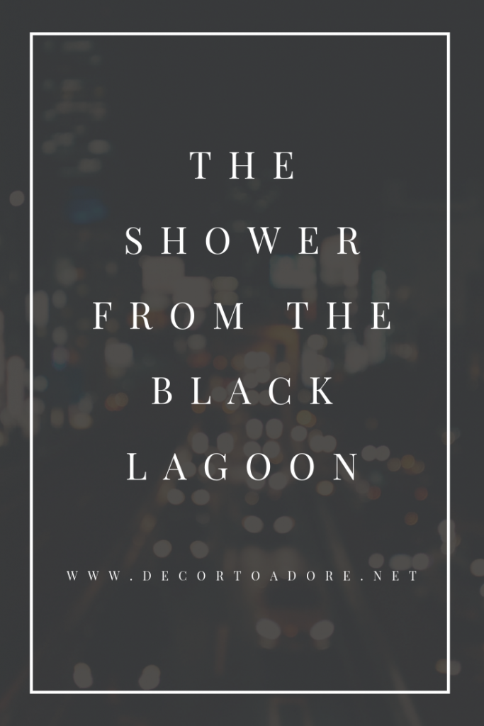 Master Bath Refresh The Shower From The Black Lagoon