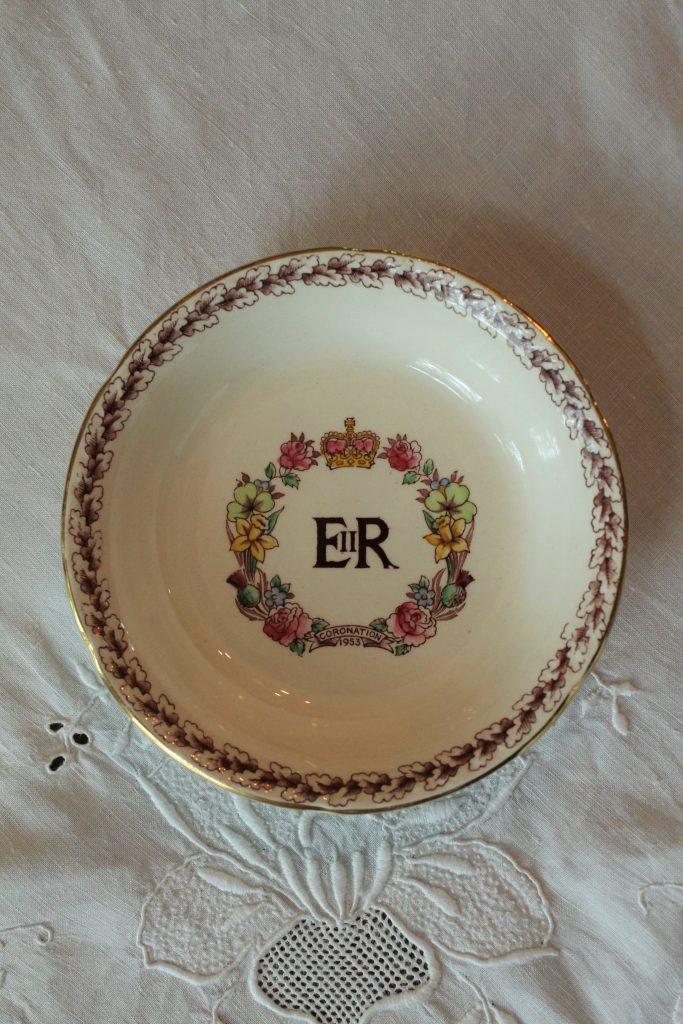 Queen Elizabeth dish