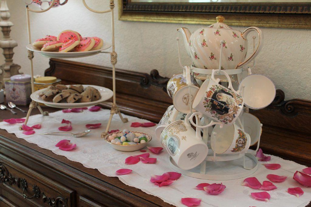 Royal teacups
