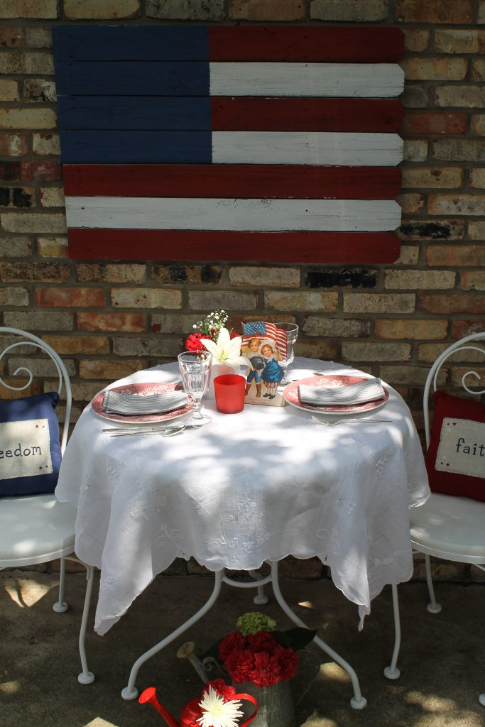Pinterest Challenge Table